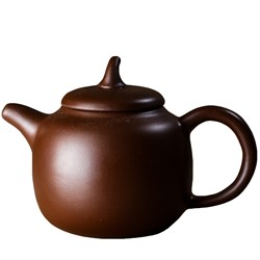 чайник #18, глина, 200 мл - фото 5736