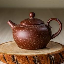 чайник #12, глина, Тайвань, 200 мл - фото 4837