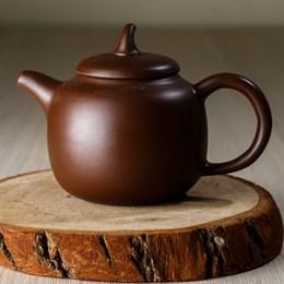 чайник #18, глина, 200 мл - фото 4871