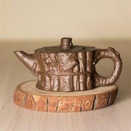 чайник #22, глина, 220 мл - фото 5352