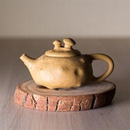 чайник #23, глина, 200 мл - фото 5353