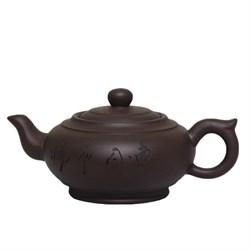 чайник #27, глина, 400 мл - фото 5629