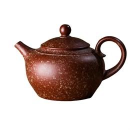 чайник #12, глина, Тайвань, 200 мл - фото 5671
