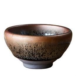 пиала #4, глина, Цзяньчжэнь, 50 мл - фото 5723