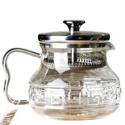 чайник #3, стекло, 600 мл - фото 5745