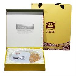 Шу Пуэр в подарочной коробке, Да И, 2015 г, 357 гр - фото 5759