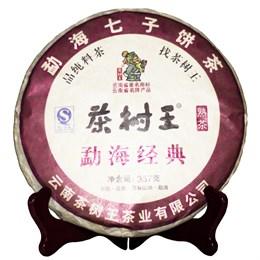 "Ча Шу Ван ""Классика Мэнхая"",  шу ,2015 г, 357 гр - фото 5795"