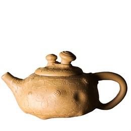 "чайник ""пустыня"", глина, 200 мл - фото 5813"