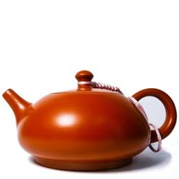 Чайник исинский ручной работы, глина, 110 мл - фото 5912