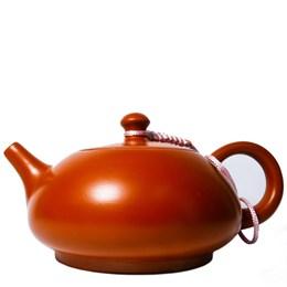 Чайник исинский ручной работы, глина, 110 мл - фото 5913