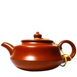 Чайник исинский ручной работы, глина, 130 мл - фото 5918