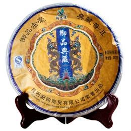 Юнь Ча Шу Пуэр, 2012 г., 357 гр - фото 6288