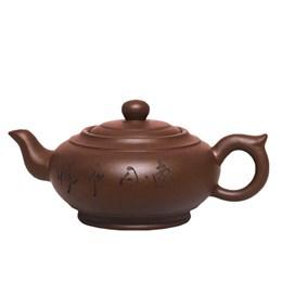 чайник, глина, 400 мл - фото 6428