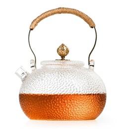 чайник, жаропрочное стекло, 650 мл - фото 6596