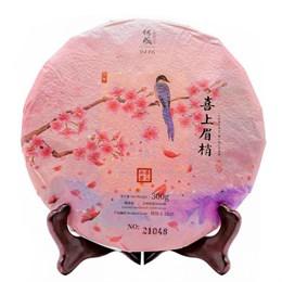 Белый чай «Цветение Сакуры», ф-ка Чуаньчен, 2020 год, 300 гр - фото 7048