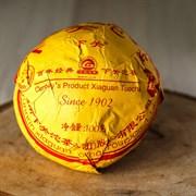 Сягуань шен пуэр 1902 2010 г. 100 гр.