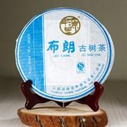 Шен Пуэр Чжи Син Булан Гу Шу, 2011 г. 357 гр.