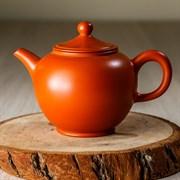 чайник #7, глина, Тайвань, 220 мл