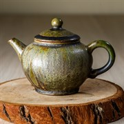 чайник #8, глина, Тайвань, 180 мл