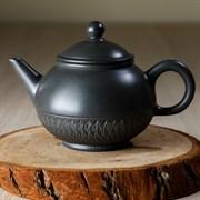 чайник #9, глина, Тайвань, 200 мл