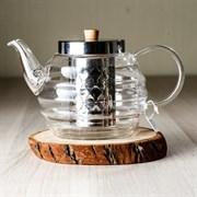 чайник #2, стекло, 1000 мл
