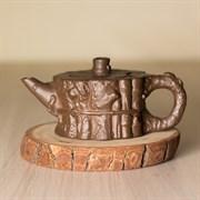 чайник #22, глина, 220 мл