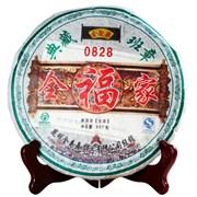 Джин Чжу Дин гу шу шен пуэр 0828 2008 г. 357 гр.