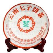 Да И 7542 лао шен пуэр 2001 г (сухое хранение)