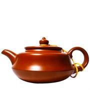 Чайник исинский ручной работы, глина, 130 мл