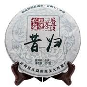 Гу Шу шен пуэр, Сигуй, 2019 г., 357 гр.