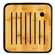 Чабань, пластик/бамбук, 20х20х2,5
